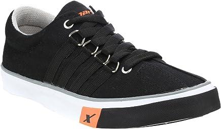 Sparx Men's Canvas Sneakers