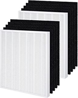 Fil-fresh 2-Pack AP-1512HH Filter Combo Compatible with Coway Mighty Air Purifier