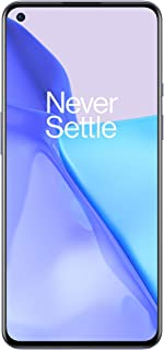 OnePlus 9 Winter Mist, 5G Unlocked Android Smartphone U.S Version, 8GB RAM+128GB Storage, 120Hz Fluid Display, Hasselblad ...