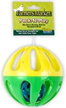 Ware Manufacturing Peck N Play Chicken Ball Toy