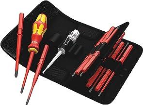 Wera Kraftform Kompakt VDE 60 iS65 iS67 iS16, 05003484001 Gereedschapsset, 16-delig, Zwart