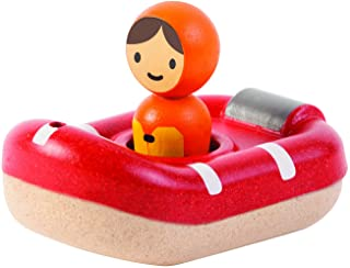 PlanToys Coast Guard Boat Toy