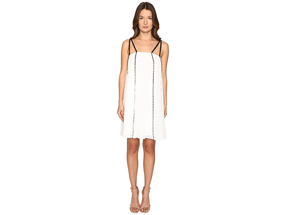 ZAC Zac Posen Catalina Dress (White) Women