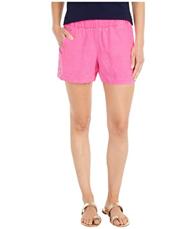 Lilly Pulitzer Lilo Shorts (Pelican Pink) Women