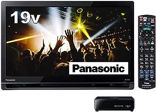 パナソニック 19V型 液晶 テレビ プライベート・ビエラ UN-19F8-K 2018年モデル