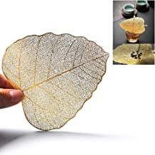 5tea Loose Leaf Tea Strainer Stainless Steel Copper Craft Leaf Tea Infuser Durable Tea Filter for Gong Fu Tea Set Accessories,Tea Mesh for Teapot