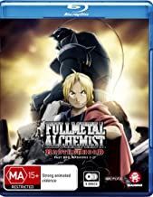 Fullmetal Alchemist Brotherhood Part 1 (Eps 1-35) (Blu-ray)