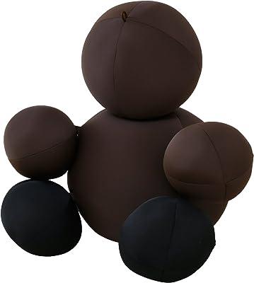 ワンズコンセプト(One's Concept) 抱き枕 ブラウン サイズ:35×35×45cm