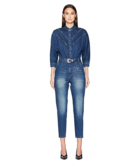 The Kooples Denim Jumpsuit