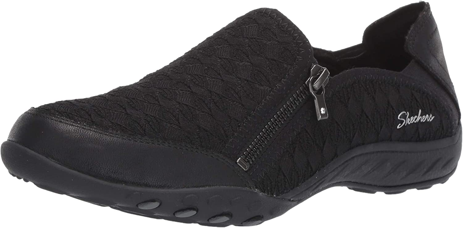 Skechers Womens Breathe-Easy - Wise Words Sneaker
