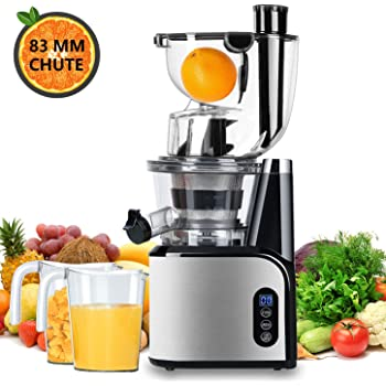 : Aobosi Slow Masticating juicer Extractor, Cold