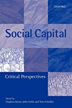 Social Capital: Critical Perspectives