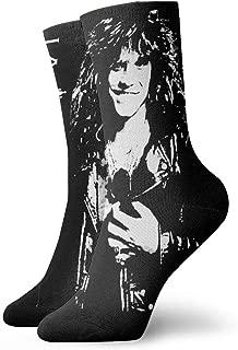 Bon Jovi Men's And Women's Must-Have Fashion Pattern Custom Socks