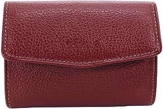 KATANA 953058 - Monedero de piel (11 colores disponibles), rojo (Rojo) - 953058