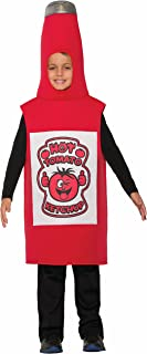Forum Novelties 78095 Kids Ketchup Costume, One Size, Pack of 1