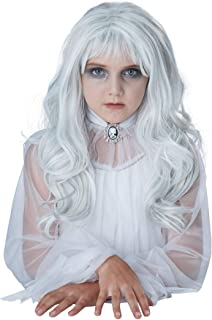 California Costumes Child's Ghost Wig