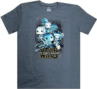 Funko Smugglers Bounty Star Wars Resistance Force Awakens Rebels Shirt (Large)