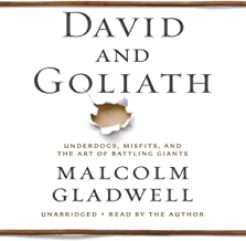 Best malcolm gladwell david and goliath audiobook Reviews