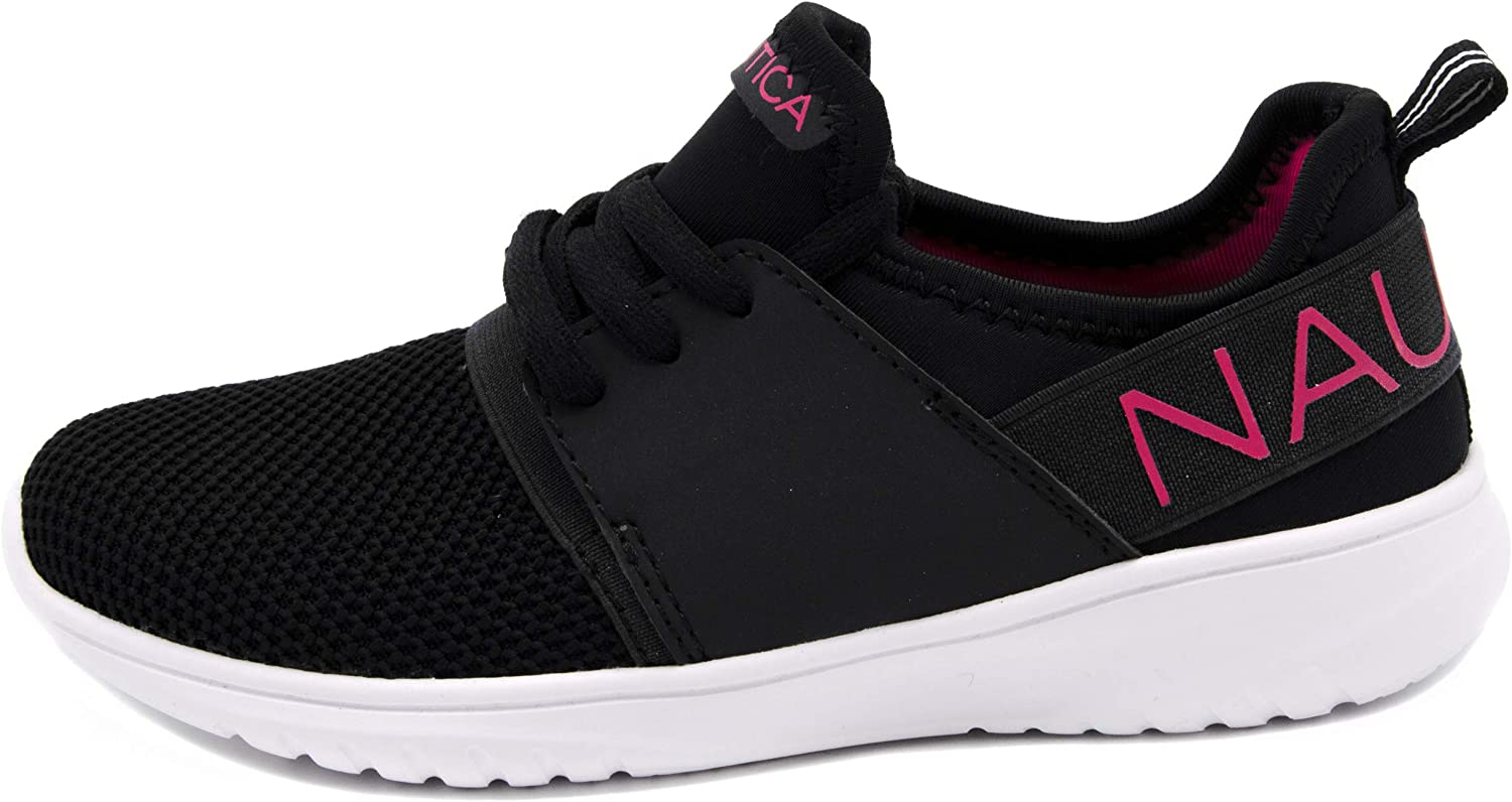 Nautica Kids Youth Sneaker Comfortable Athletic Running Shoes|Boys-Girls|-Kaiden//Kappil