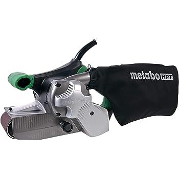 Metabo HPT Belt Sander, Variable Speed, 3-Inch x 21-Inch V-Belt, 9.0 Amp Motor, Soft Grip, 5-Year Warranty (SB8V2)