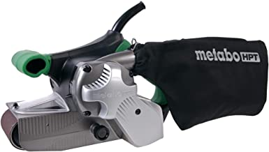 Metabo HPT Belt Sander, Variable Speed, 3-Inch x 21-Inch V-Belt, 9.0 Amp – 1020W..