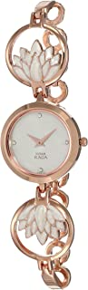 Titan Raga Women's Mother of Pearl Dial Stainless Steel Band Watch - T2540WM01