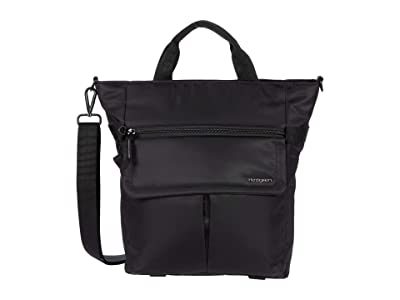 Hedgren Gracie Loves To Be Eco Tote (Black) Bags