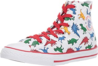 Converse Kids' Chuck Taylor All Star Dinoverse High Top Sneaker