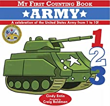 My First Counting Book: Army (English Edition)