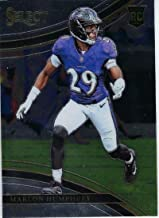 2017 Panini Select #251 Marlon Humphrey Field Level NM-MT Ravens Rookie Card