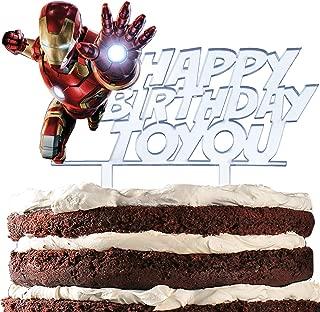 Best ironman cakes birthday cakes Reviews