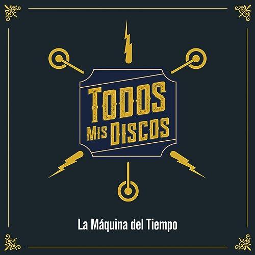 La Máquina del Tiempo de Todos Mis Discos en Amazon Music