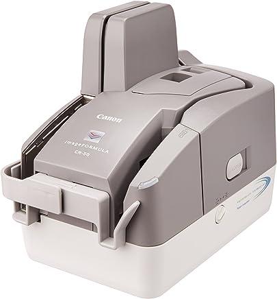 $750 » Canon 5367B002 imageFORMULA CR-50 Check Transport Scanner (Certified Refurbished)