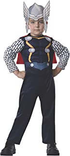 Best deluxe thor toddler muscle costume Reviews