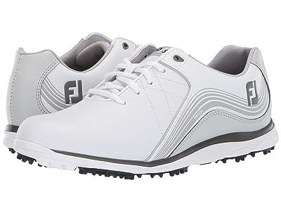 FootJoy Pro SL Spikeless (White/Silver/Black) Women