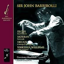 Elgar: Sea Pictures; Moeran: Serenade; Delius: A Song of Summer & Vaughan Williams: Tallis Fantasia