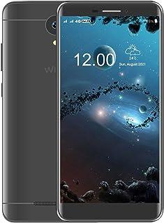 Xifo Wiko P20 (2 GB 16 GB) 5.0 inch Touchscreen Smartphone (Shiny Black)