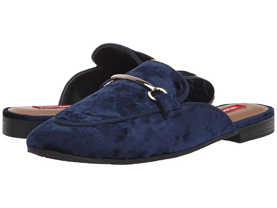 UNIONBAY Solo (Midnight Blue Velvet) Women