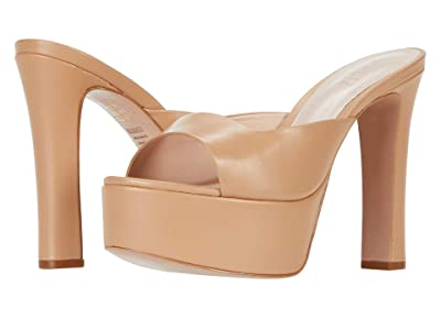 Schutz Marcielly (Honey Beige) Women