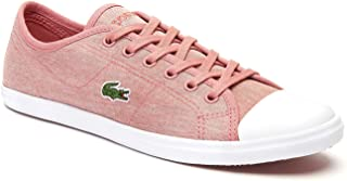 Lacoste Casual Shoe for Women -White & Pink