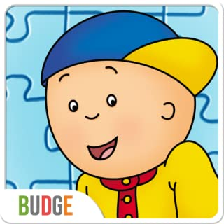 caillou puzzle games