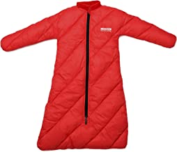 Morrison Outdoors Little Mo 40 Baby Sleeping Bag (Racing Red)