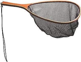 Frabill Wood Handle Mesh Netting Fish Landing Net