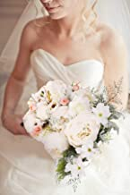 wedding bouquet orchids and roses