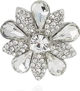 Best rhinestone flower ring Reviews