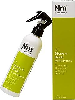Nanoman Technology Granite Sealer Cleaner & Polish Perfect For Sealing Water Repelling Penetrating Stone & Concrete Sealer...
