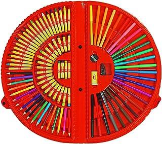 Mitashi Sky Kidz 101 Colour Wheel, Multi Color