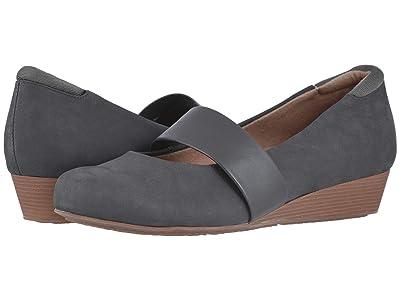 SoftWalk Winona (Dark Grey) Women