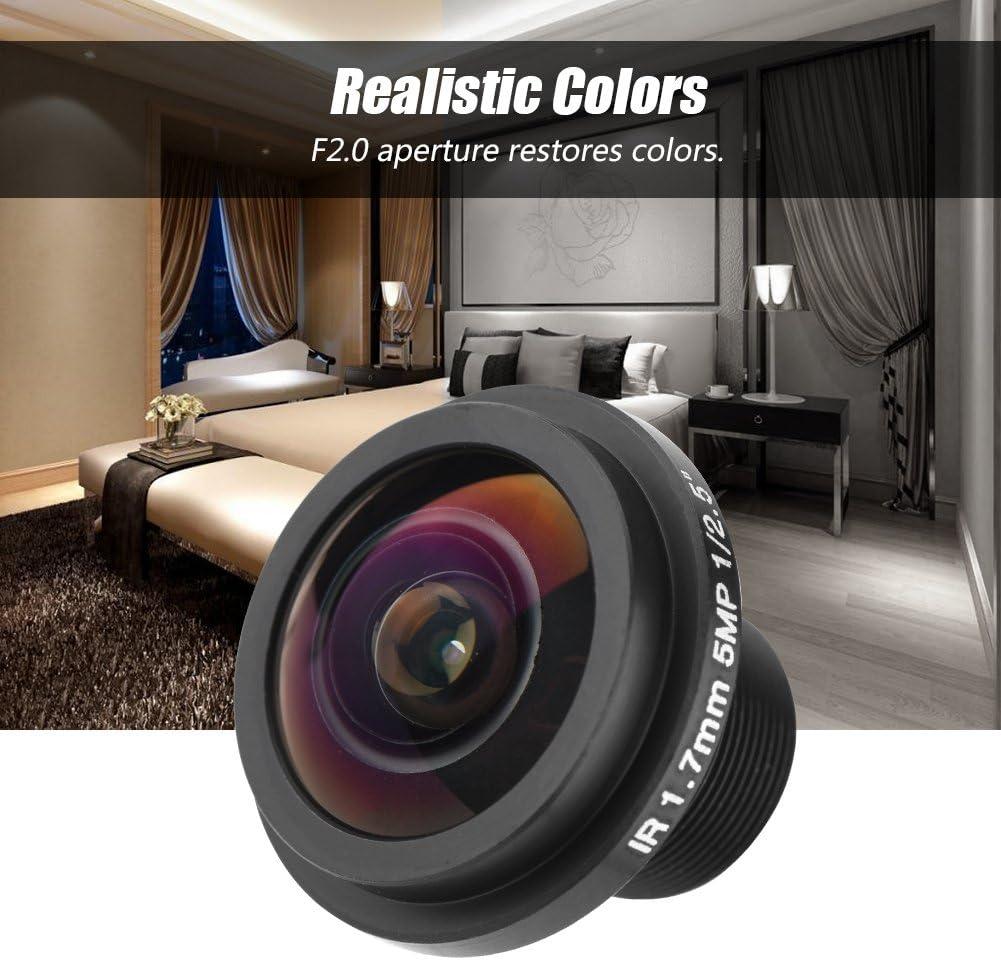 Richer R 21.21mm CCTV Objektiv, 21MP IP Kamera Objektiv Lens Fisheye ...