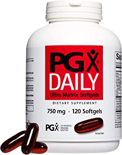Natural Factors PGX Daily Ultra Matrix Softgels 750 mg - 120 Softgels